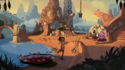 Broken Age: Act 1 (2014/RUS/ENG/RePack от MAXAGENT)