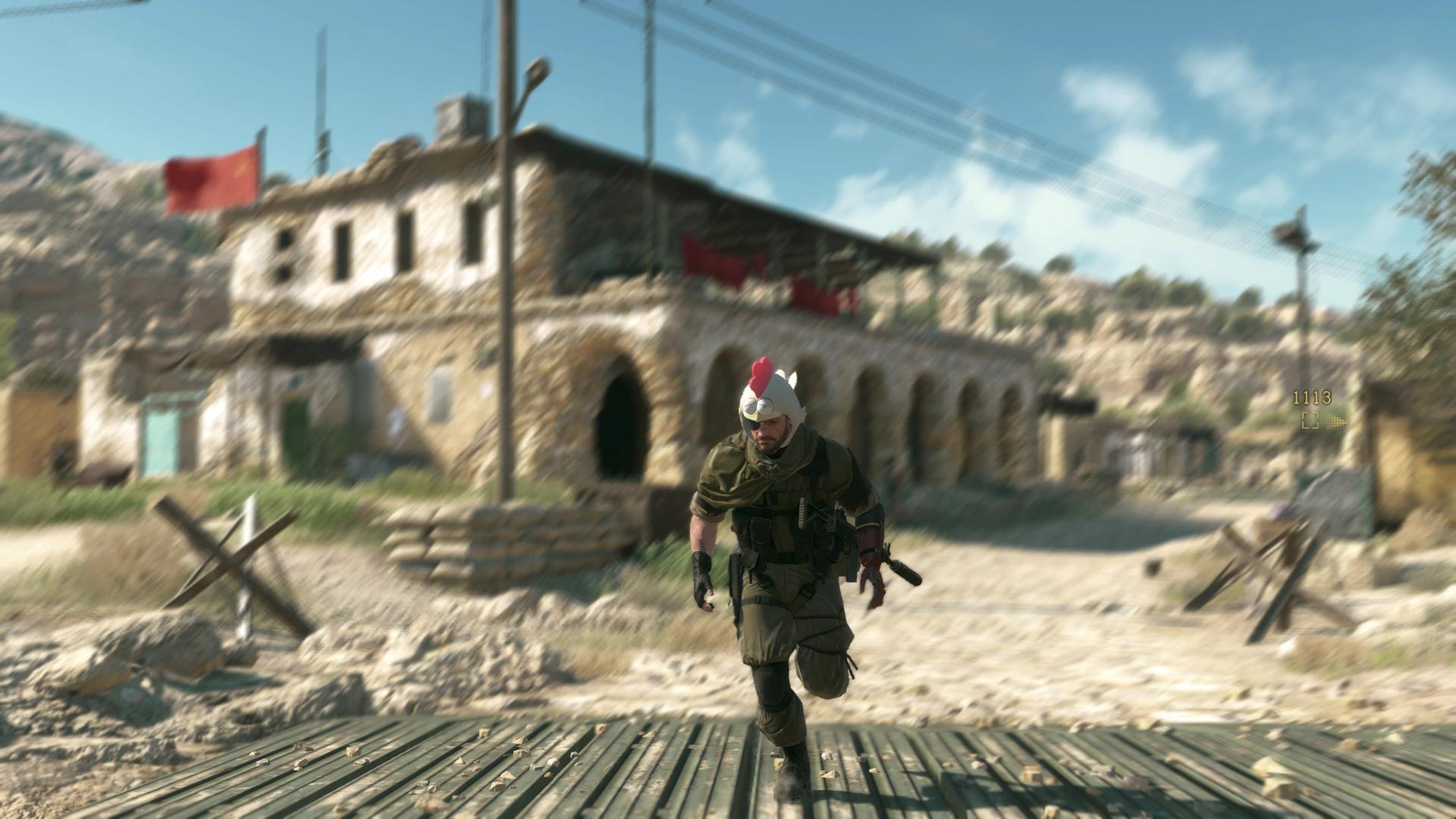 Скриншот Metal Gear Solid 5: The Phantom Pain скачать торрентом