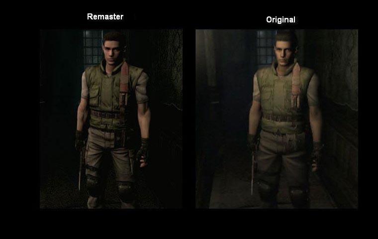 Скриншот Resident Evil HD REMASTER (Лицензия)