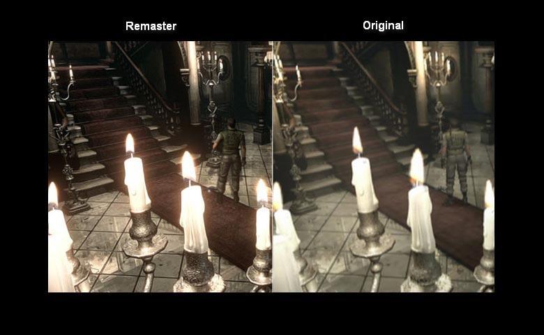 Скриншот Resident Evil HD REMASTER (Лицензия) №2