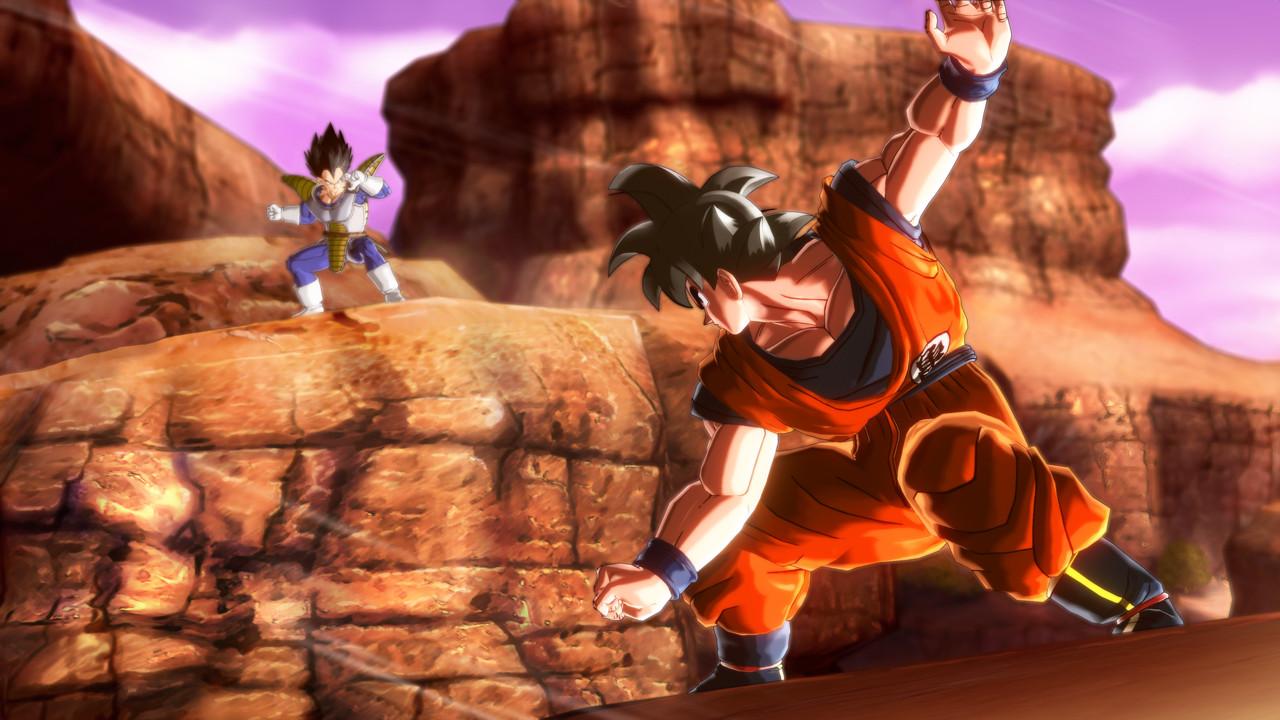 Второй скриншот Dragon Ball Xenoverse (Лицензия)