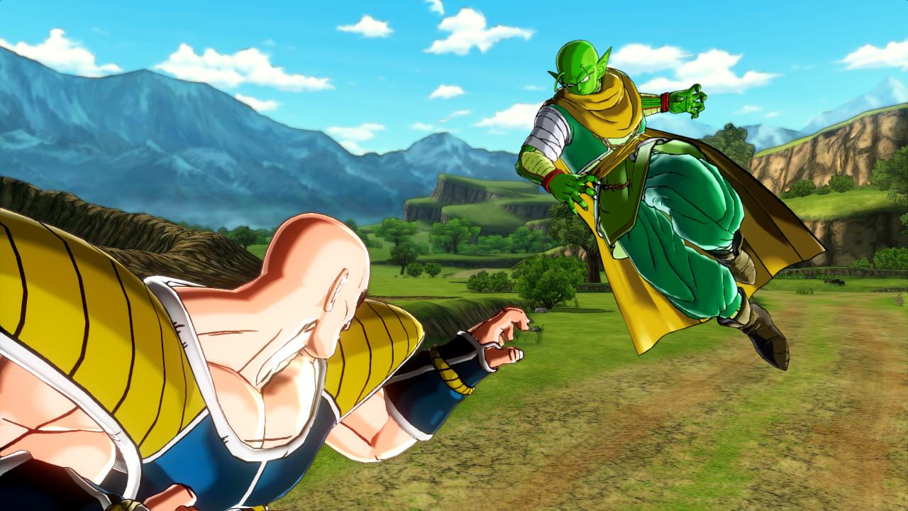 Скриншот Dragon Ball Xenoverse (Лицензия)