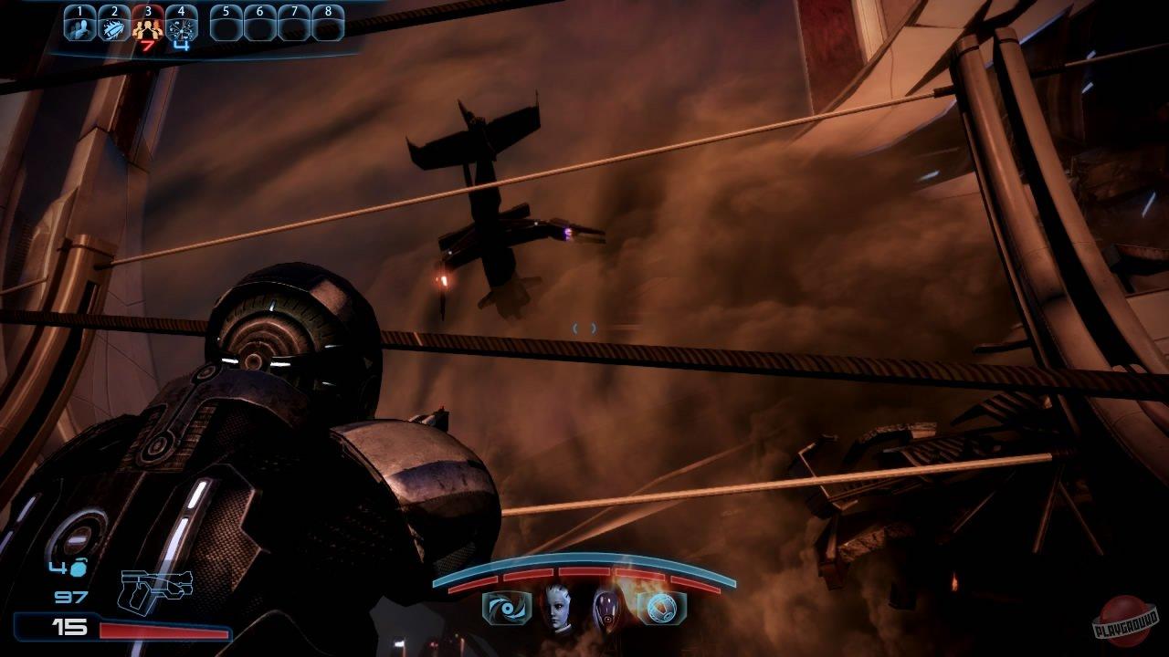 Обзор Mass Effect 3