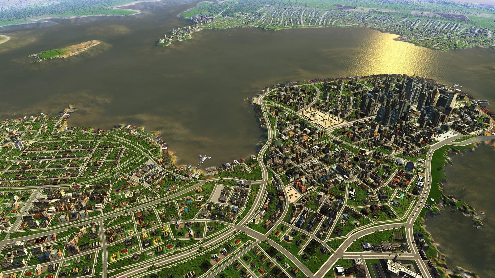Второй скриншот Cities XXL v1.3 (RePack)