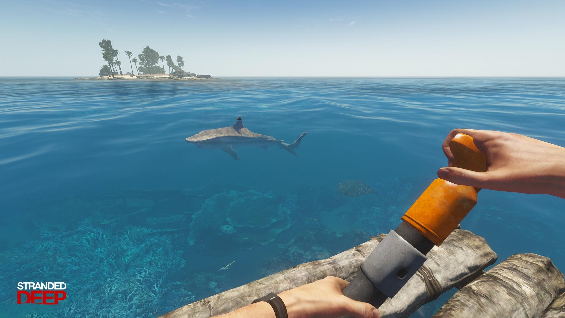 Второй скриншот Stranded Deep v0.03 (Лицензия)