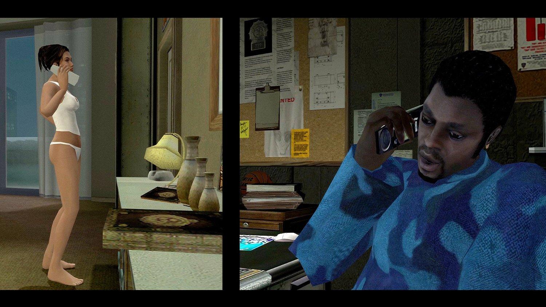 Скриншот Fahrenheit: Indigo Prophecy Remastered (RePack)