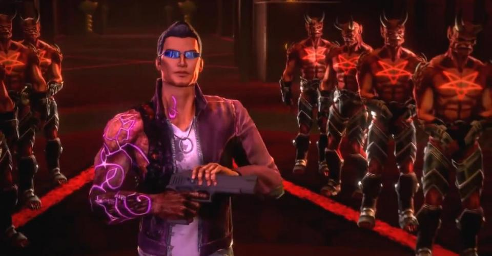 Saints Row: Gat out of Hell (�����)