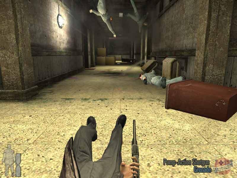 Обзор Max Payne 2