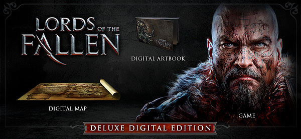 Lords Of The Fallen: Digital Deluxe Edition (2014/RUS/ENG/RePack �� R.G. ��������)