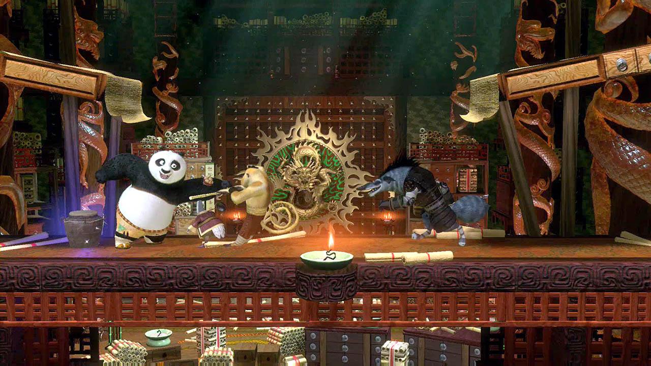 Скриншот Kung Fu Panda: Showdown of Legendary Legends скачать торрентом