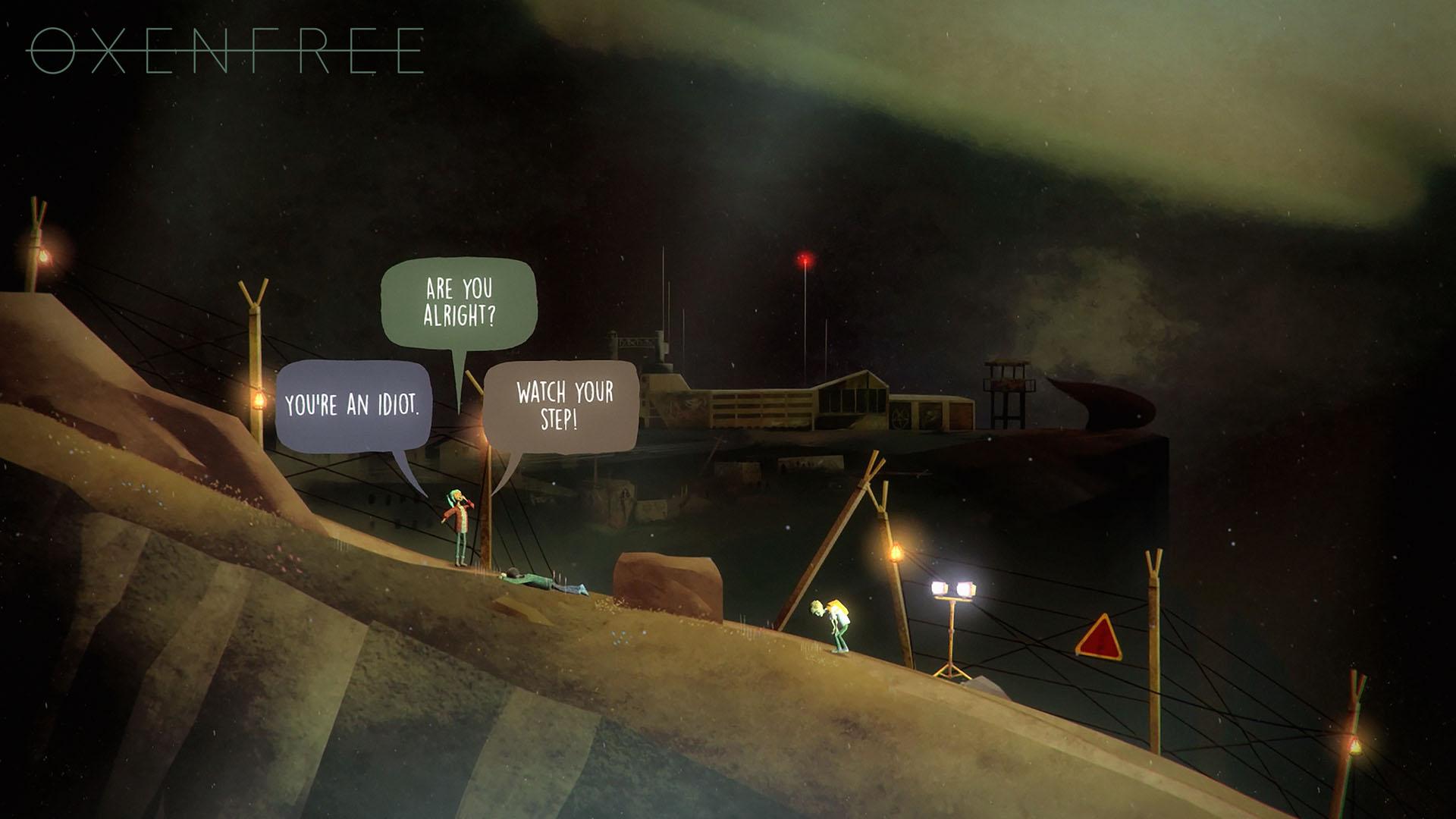 Второй скриншот Oxenfree (Лицензионная версия)