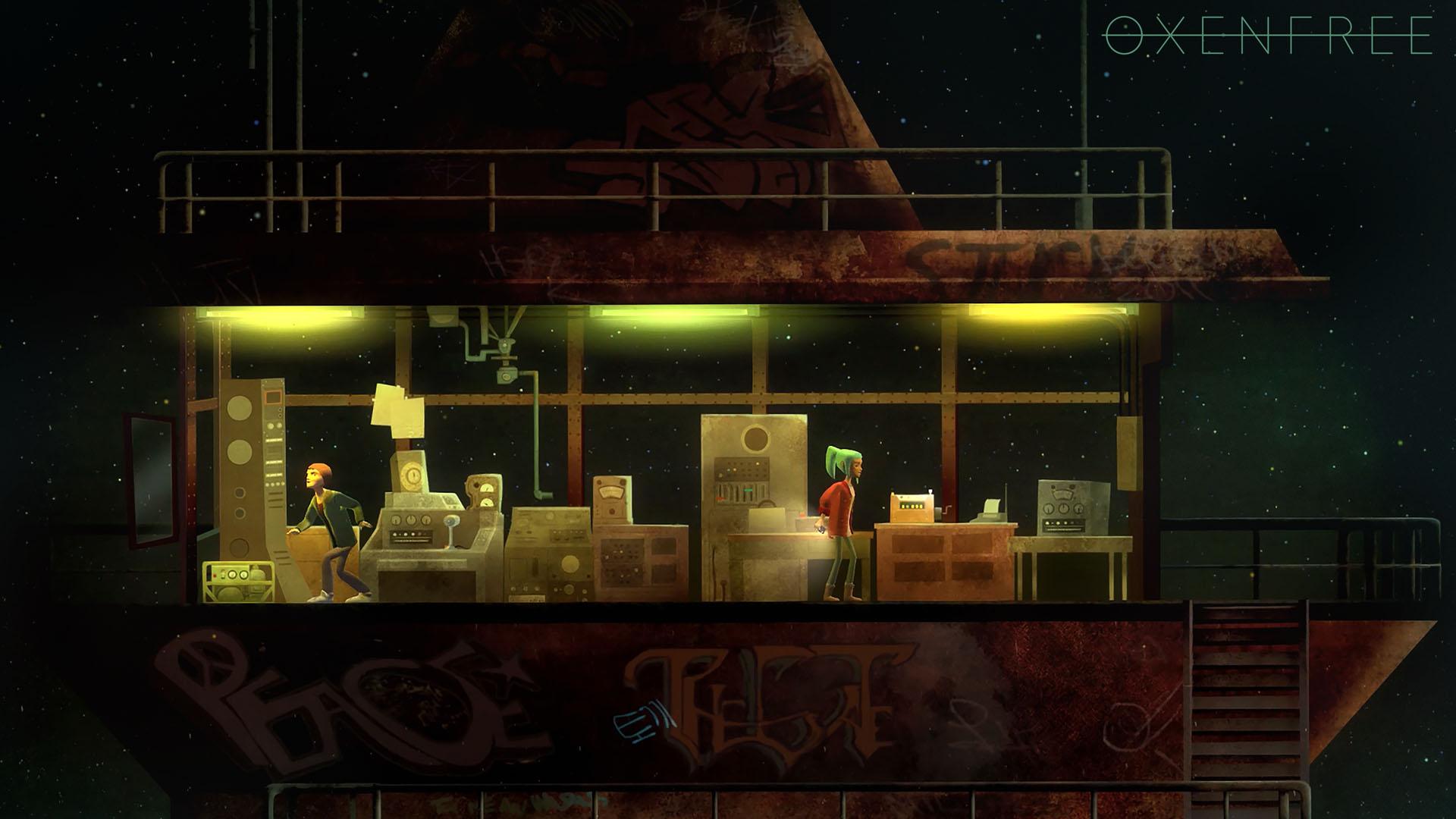 Третий скриншот Oxenfree (Лицензионная версия)