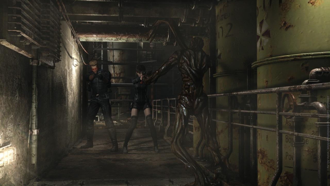 Скриншот Resident Evil 0 / biohazard 0 HD REMASTER (Обновлено 28.01.16)