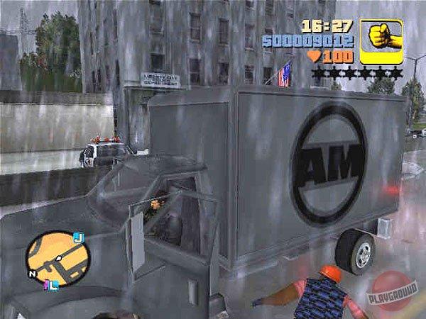 Обзор GTA III