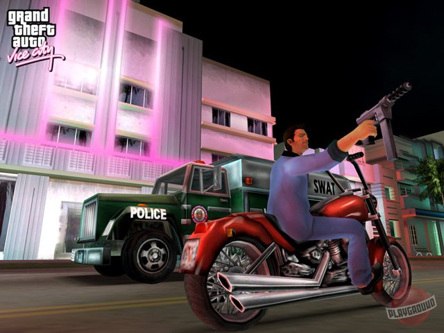 Обзор Grand Theft Auto: Vice City