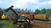 Farming Simulator 15: Gold Edition v.1.4.2 (2014/RUS/ENG/RePack от xatab)