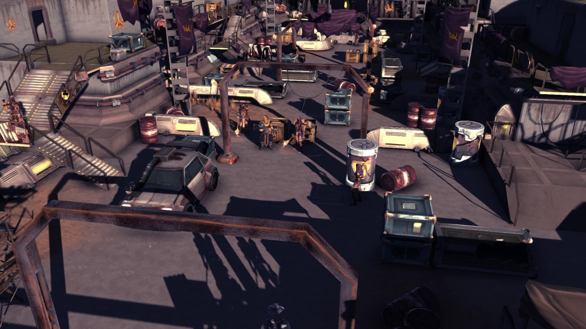 Скриншот Fallen: A2P Protocol №3