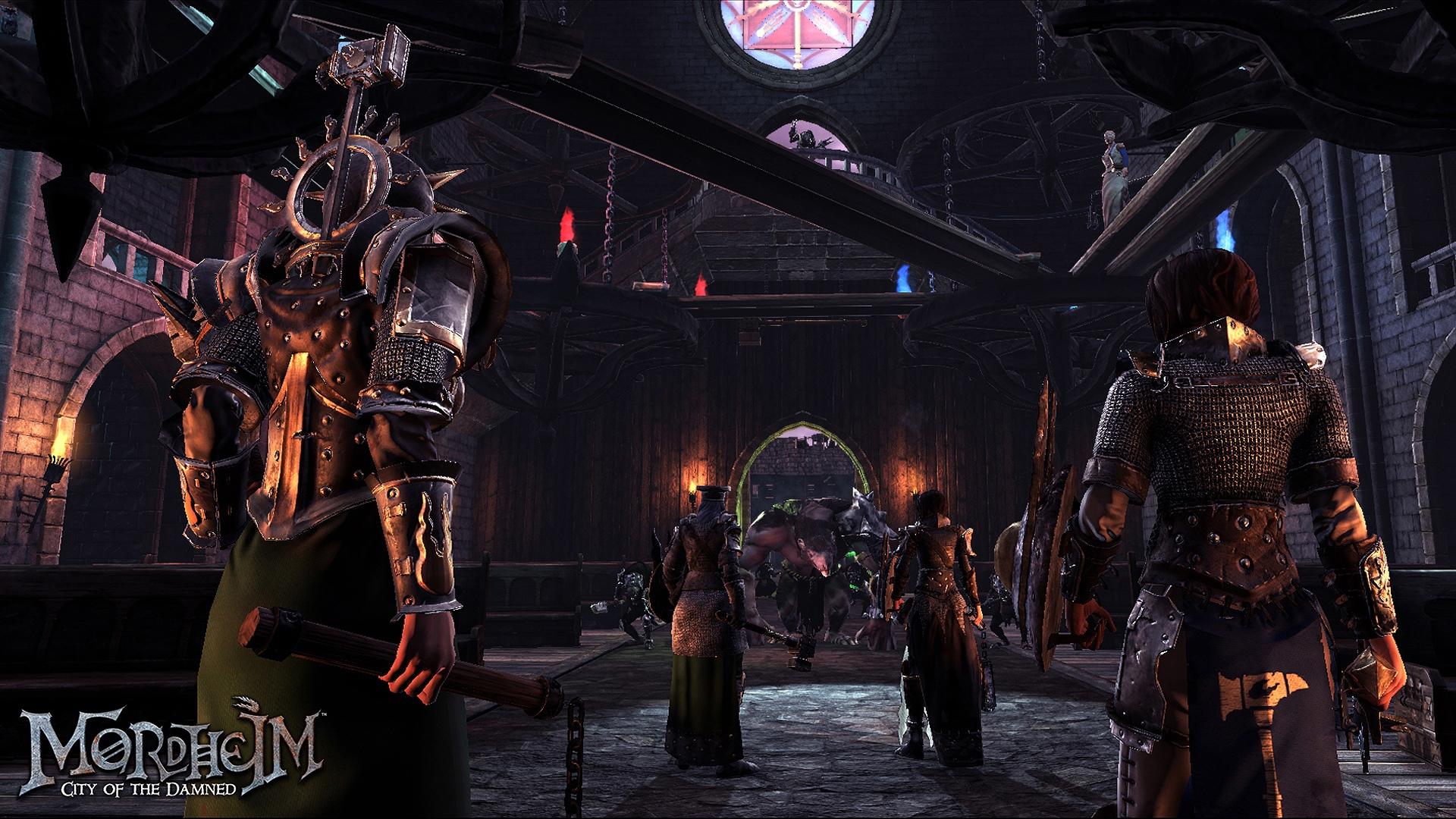 Второй скриншот Mordheim: City of the Damned (Лицензия)