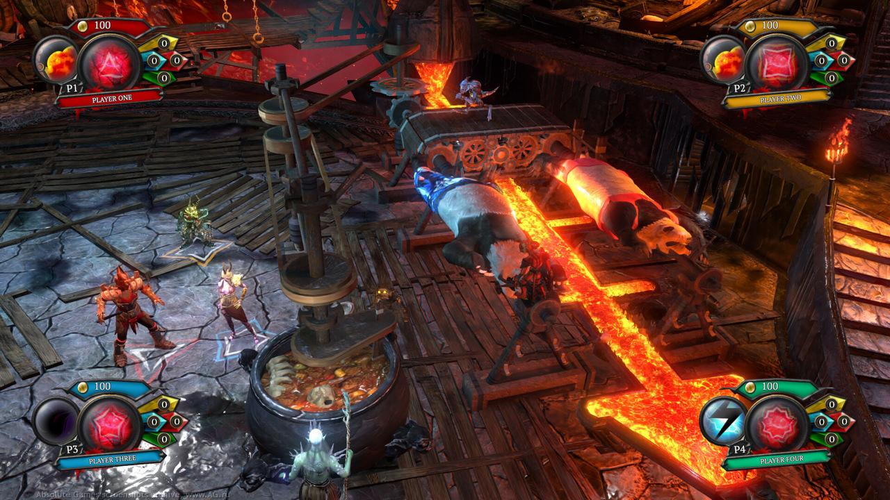Скриншот Overlord: Fellowship of Evil №2