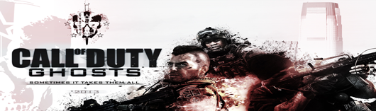 Call Of Duty Ghosts (2013/RUS/ENG/RiP от xatab)