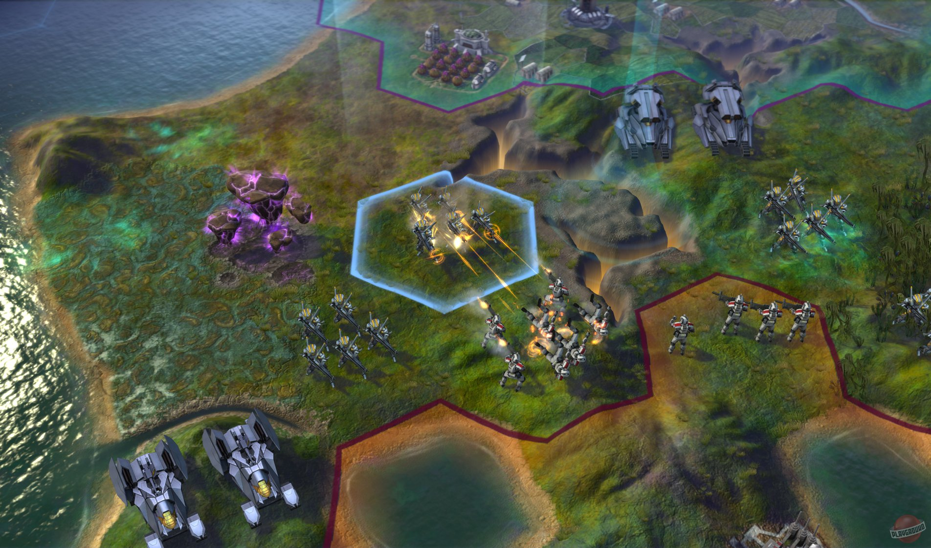 Обзор Sid Meier's Civilization Beyond Earth