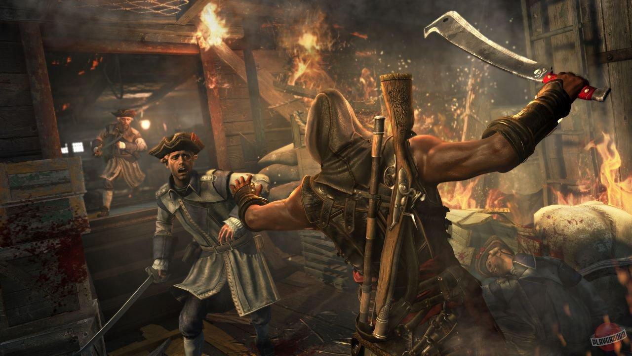 Обзор Assassin's Creed 4 Black Flag