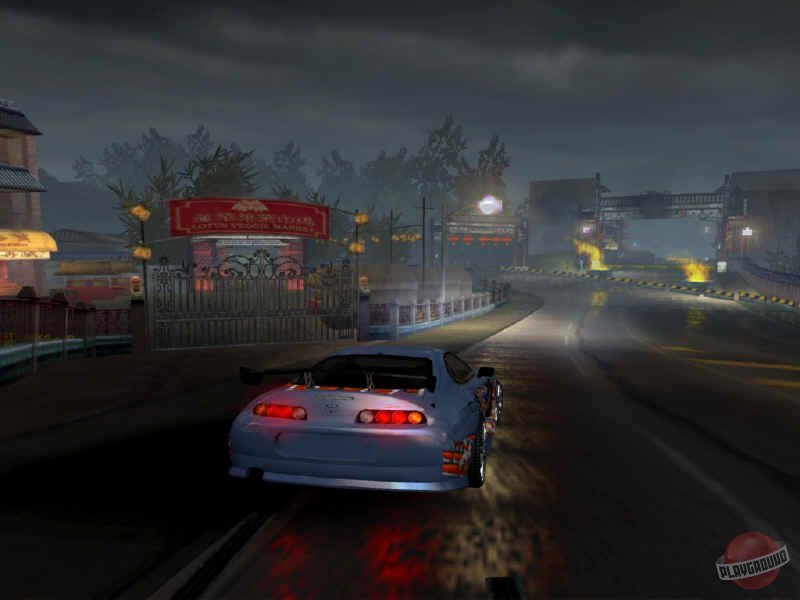 Обзор Need for Speed Underground