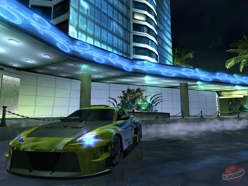 Обзор Need For Speed Underground 2