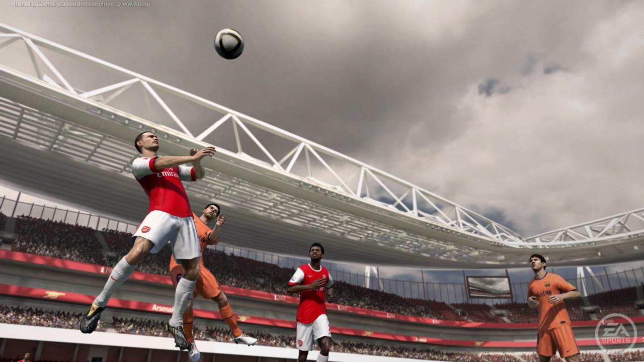 FIFA 11 (2010/PS2/RUS) | PAL