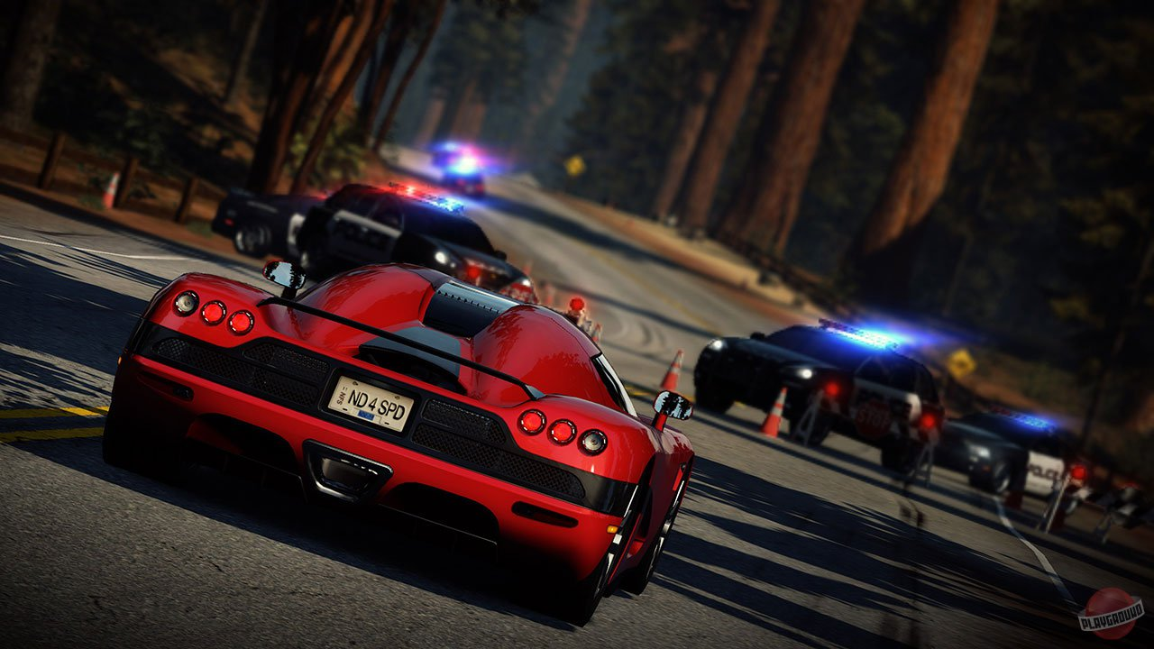 Обзор Need For Speed Hot Pursuit