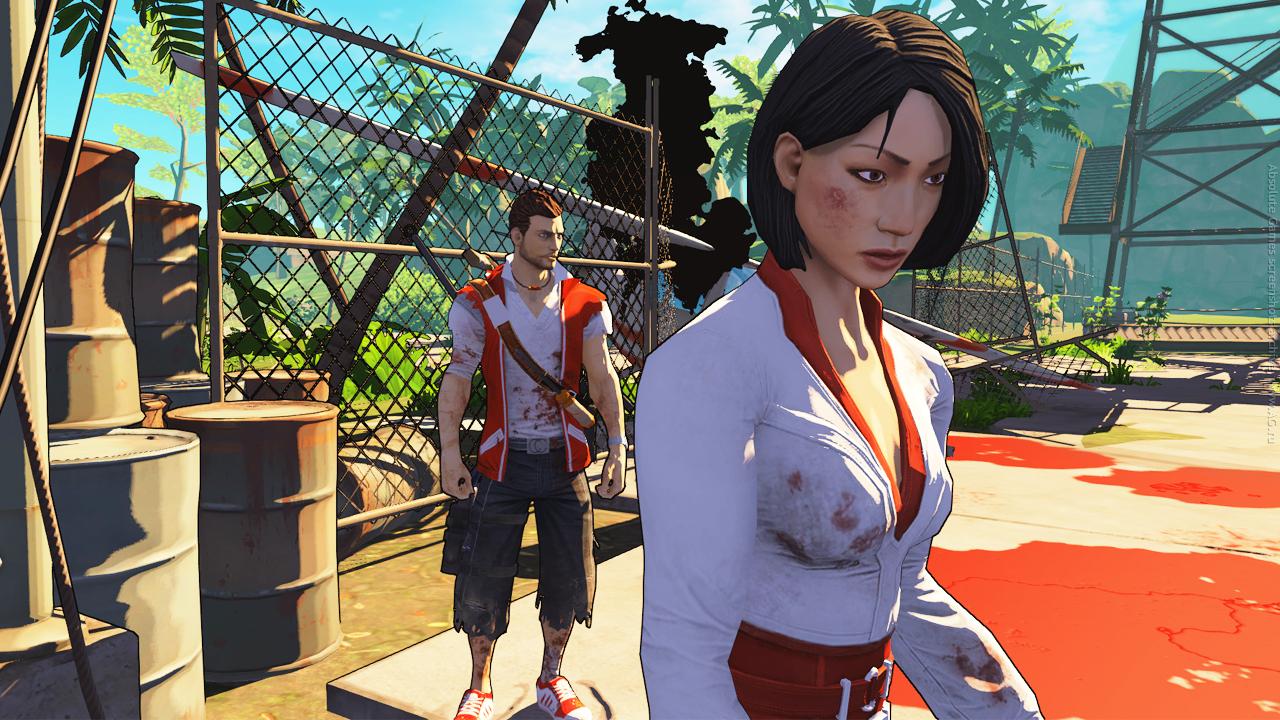 Скриншот Escape Dead Island (RePack) Русская версия