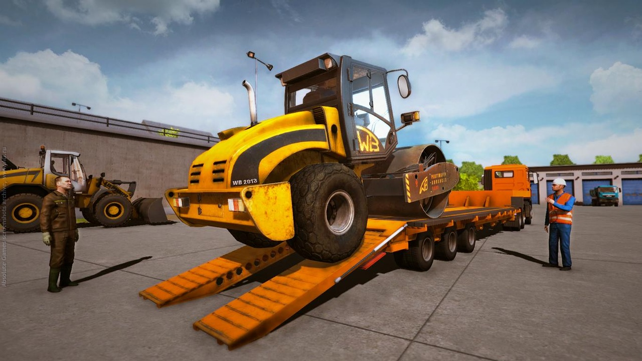 Скриншот Construction Simulator 2015 v1.30 от 11.11.2015 №2