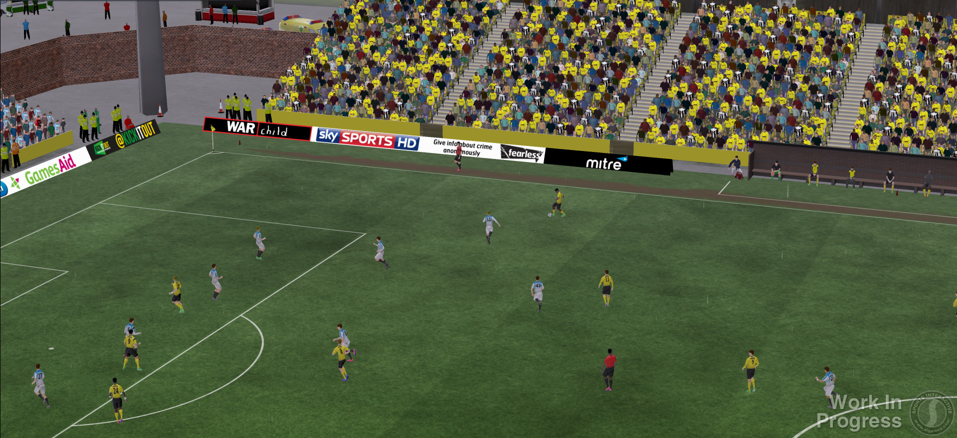 Второй скриншот Football Manager 2015 v15.1.3 (Лицензия)