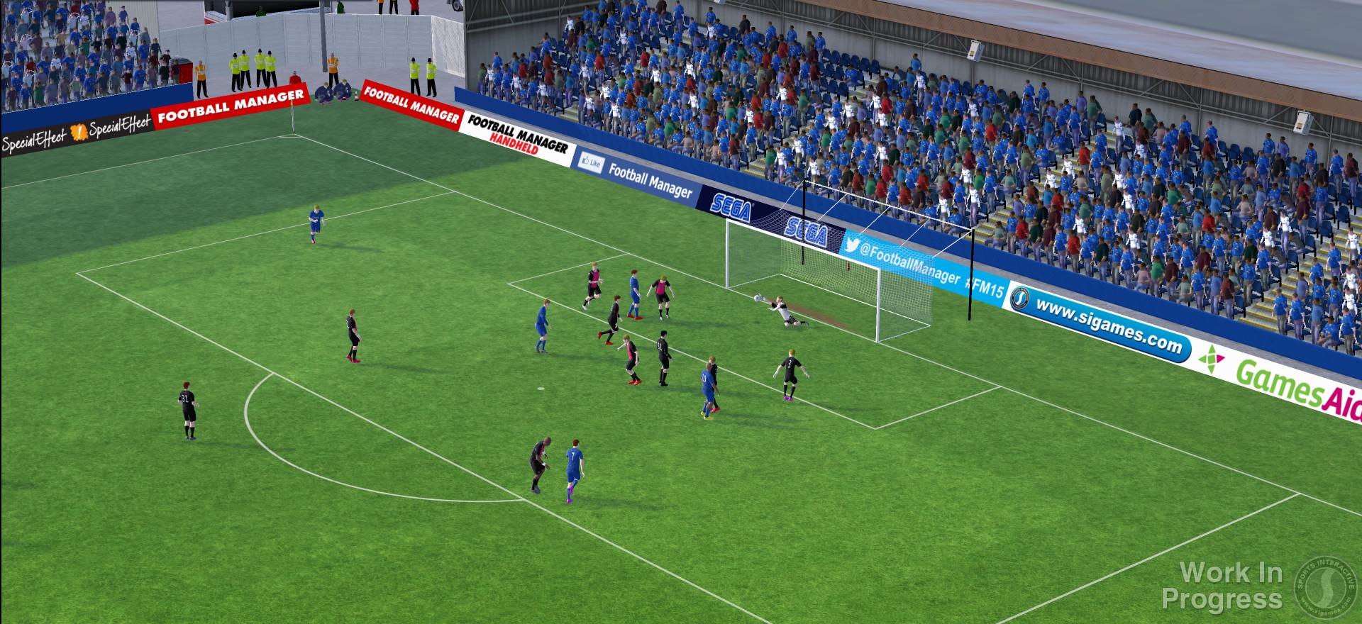 Третий скриншот Football Manager 2015 v15.1.3 (Лицензия)