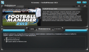 Football Manager 2015 (2014/RUS/ENG/RePack от xatab)