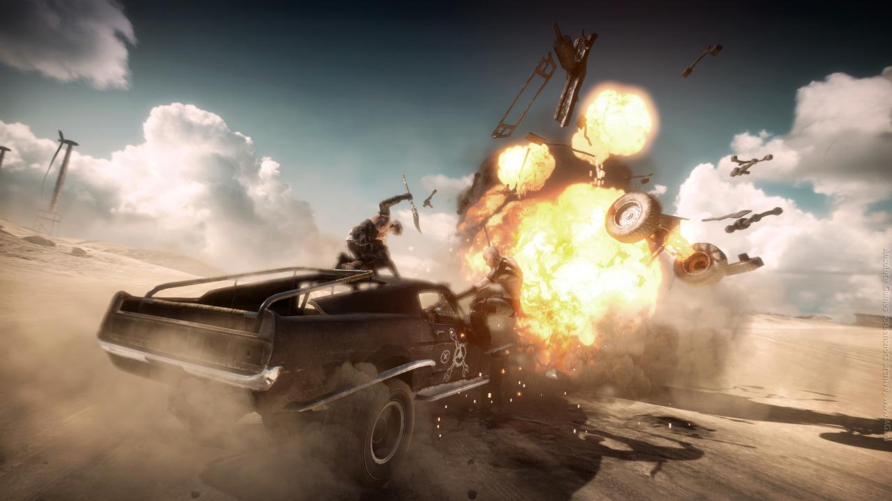 Скриншот Mad Max v1.0.1.1 + 4 DLC