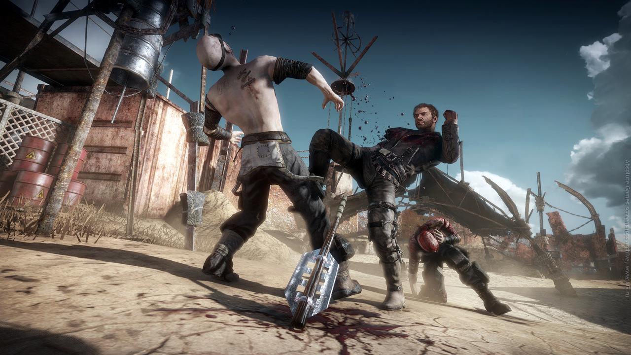 Скриншот Mad Max v1.0.1.1 + 4 DLC №3