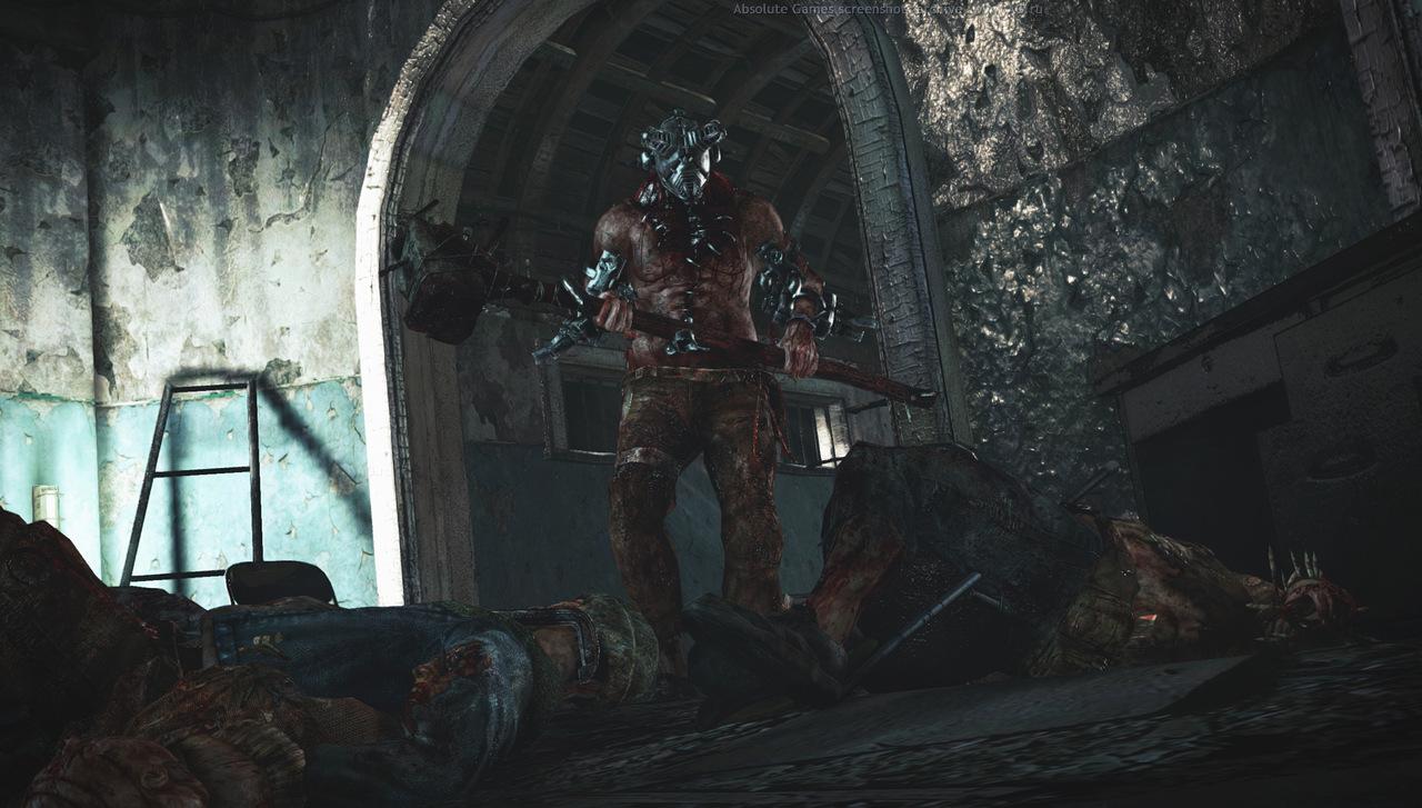 Скриншот Resident Evil Revelations 2 Episode 4 (RePack)