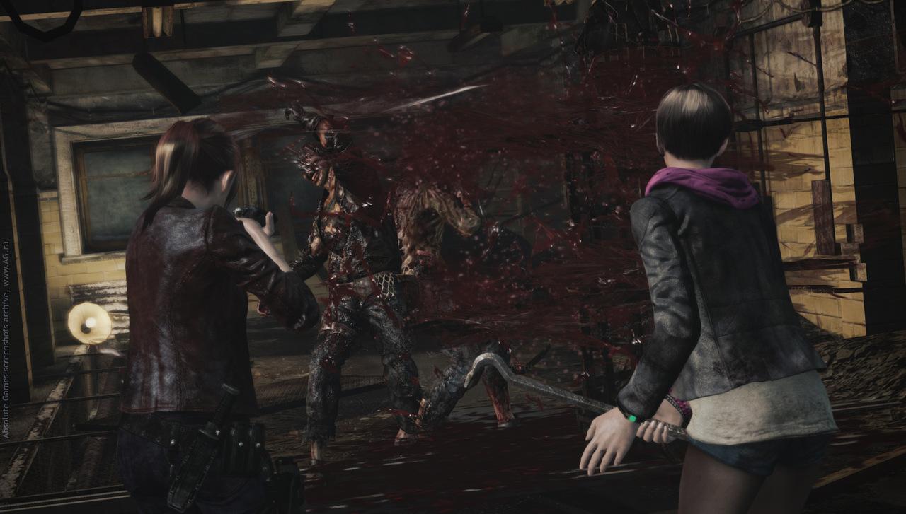 Скриншот Resident Evil Revelations 2 Episode 4 (RePack) №3