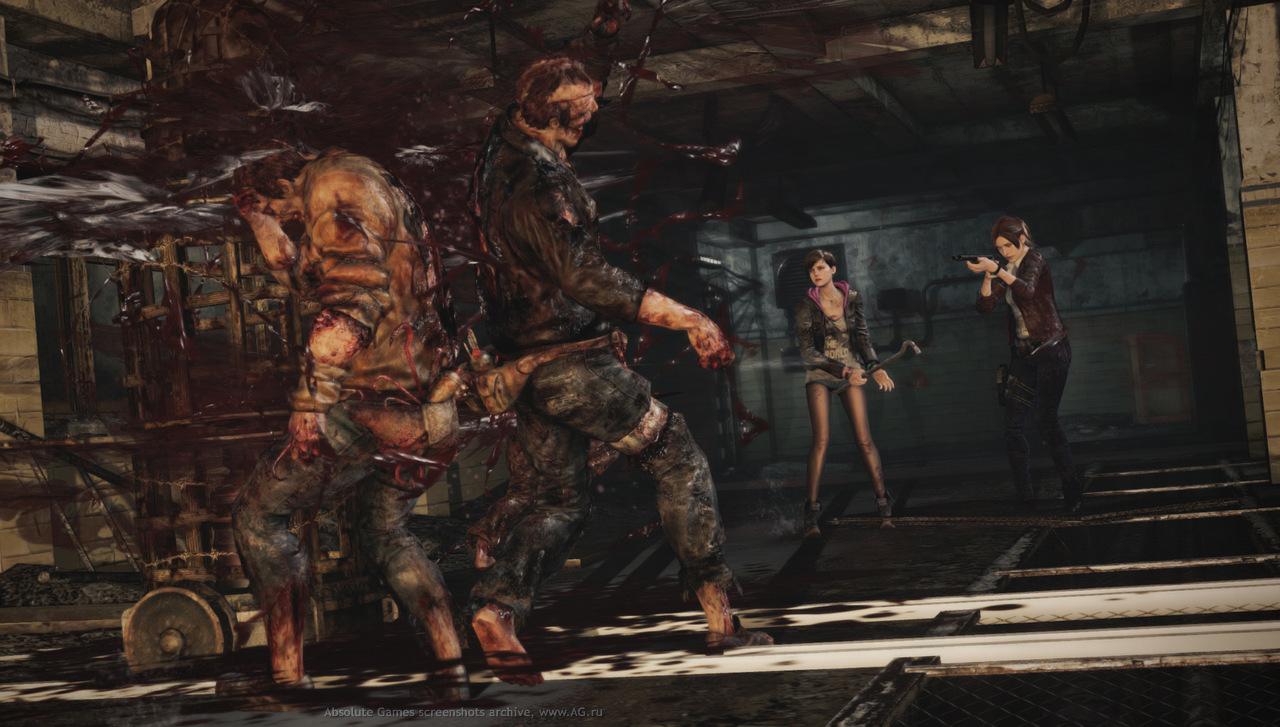 Второй скриншот Resident Evil Revelations 2 Episode 4 (RePack)