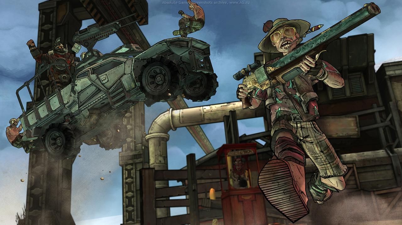 Скриншот Tales from the Borderlands: Episode One Zer0 Sum (Лицензия) скачать торрентом