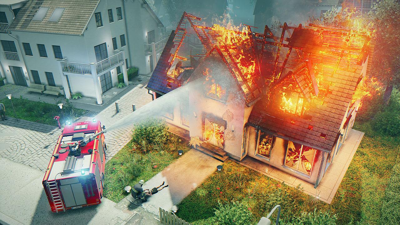 Второй скриншот Emergency 5 Deluxe Edition (Лицензия)