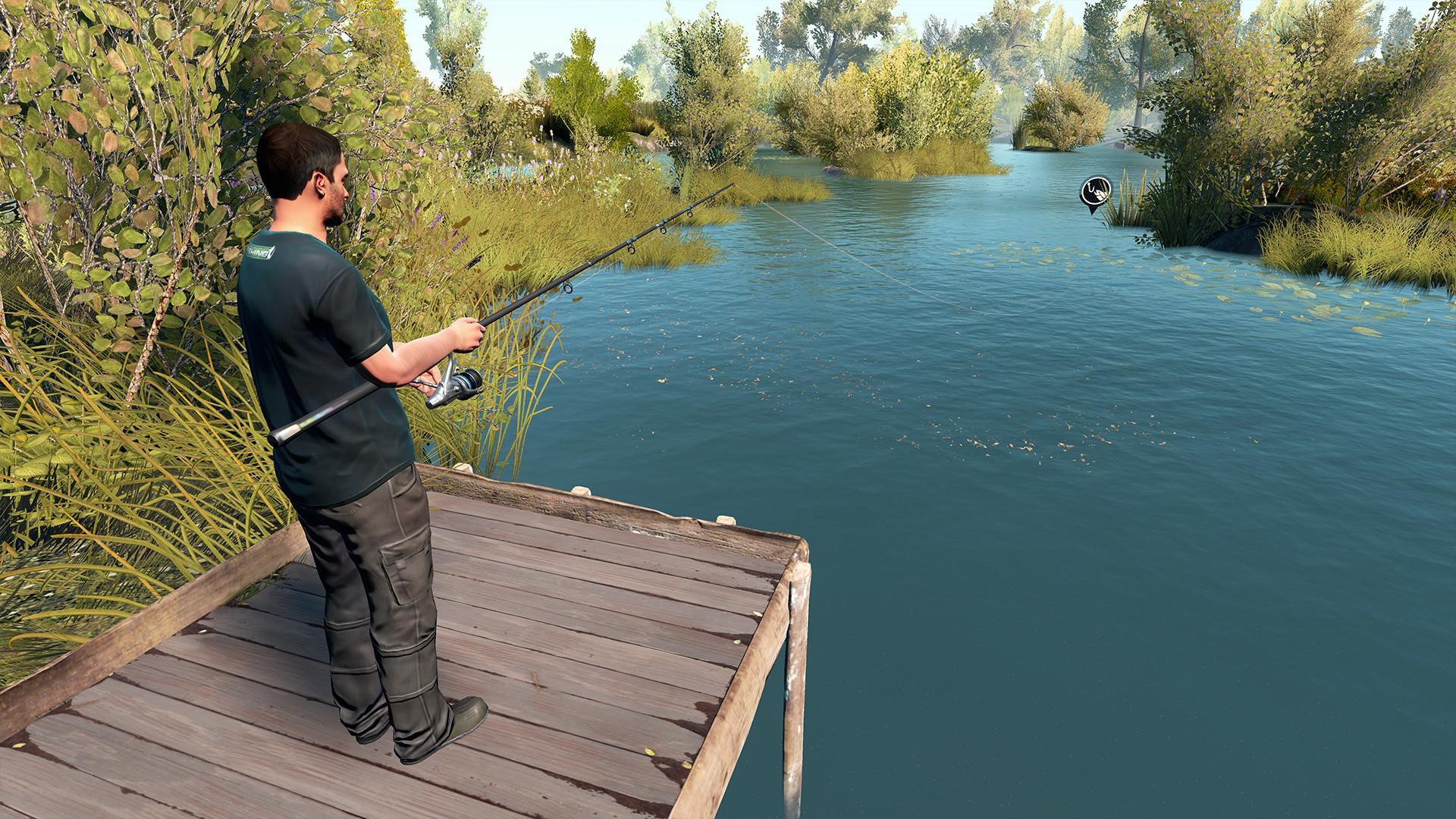 Третий скриншот Euro Fishing v08022016