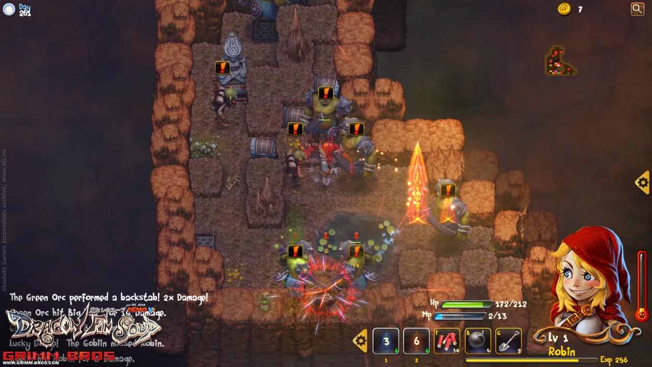 Скриншот Dragon Fin Soup №3