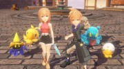 WORLD OF FINAL FANTASY (2017/ENG/Лицензия)