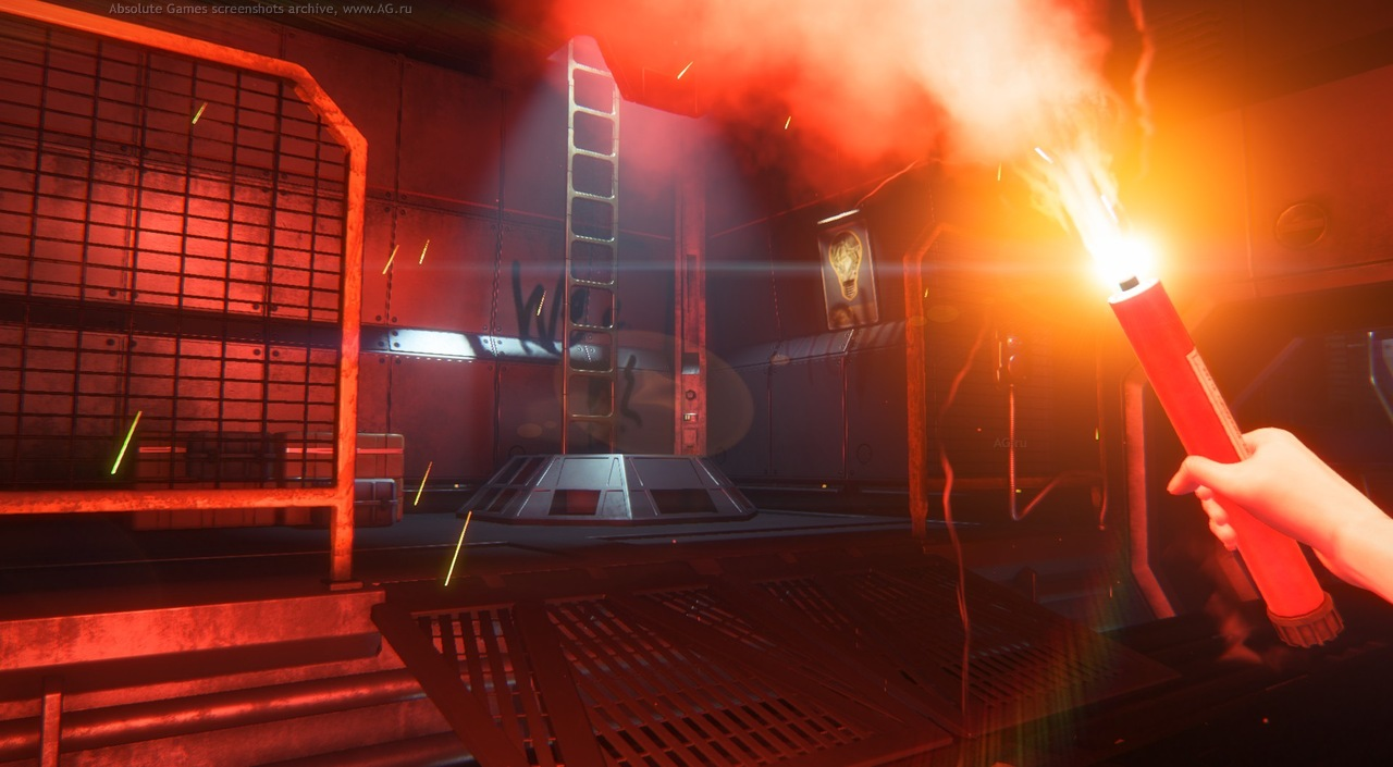 Скриншот Alien Isolation Trauma DLC (Update 4)