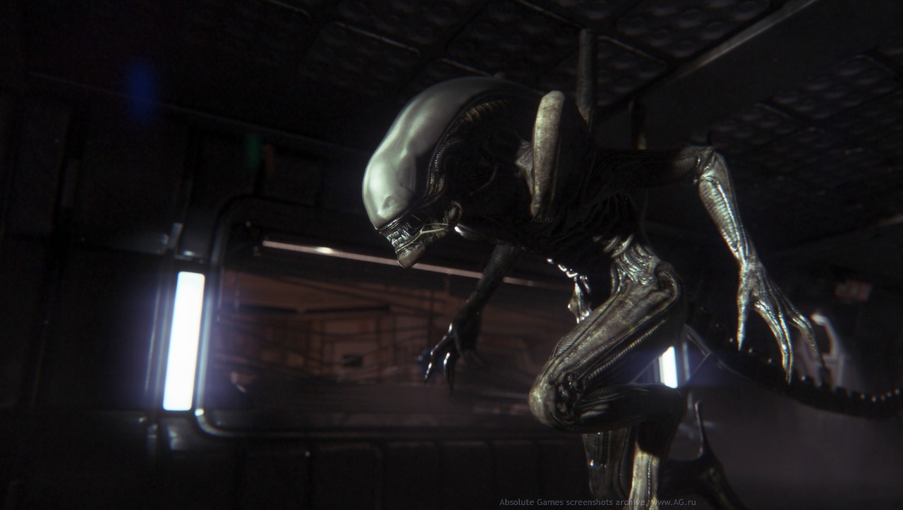 Второй скриншот Alien Isolation Trauma DLC (Update 4)