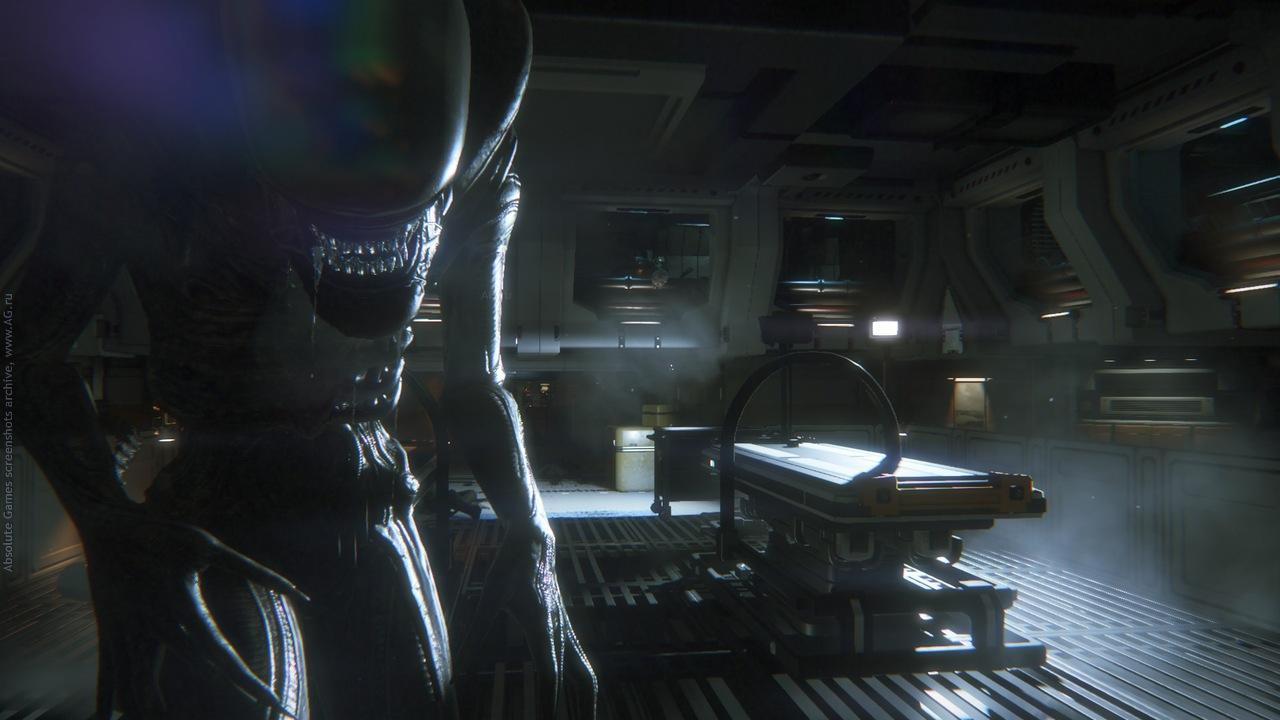 Третий скриншот Alien Isolation Trauma DLC (Update 4)