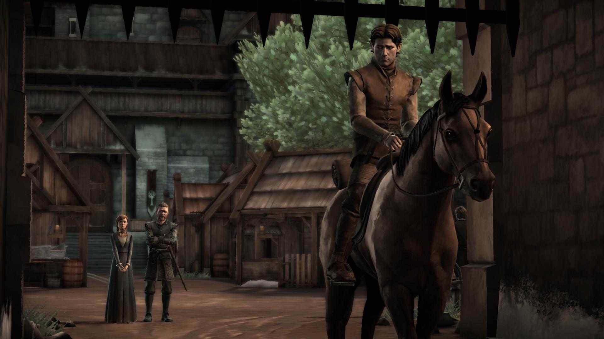 Скриншот Game of Thrones: A Telltale Games Series Ep. 1-4
