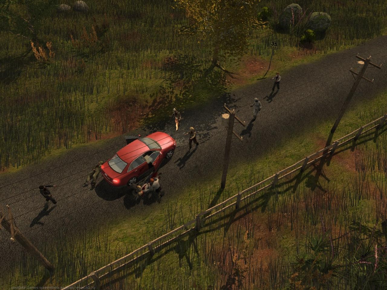 Третий скриншот Dead State (Лицензия)